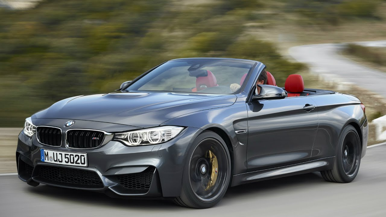 bmw m4 convertible interior exterior and drive youtube. Black Bedroom Furniture Sets. Home Design Ideas