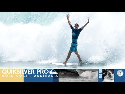 Griffin Colapinto's 10-Point Triple Barrel - Quiksilver Pro Gold Coast 2018 Highlight