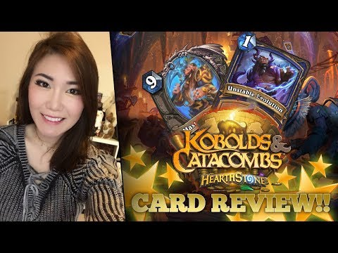 Hafu's Full Kobolds And Catacombs ARENA Review!