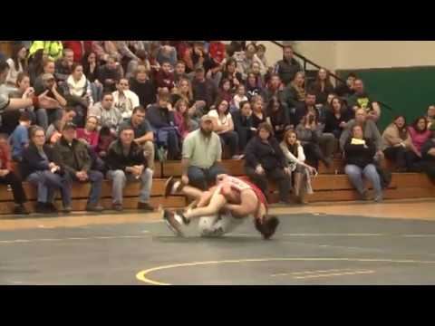 NAC - Saranac Wrestling  1-18-17