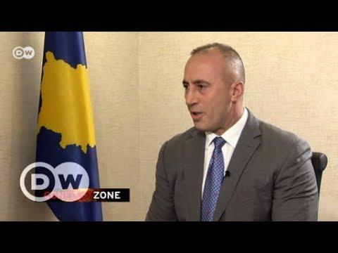 Ramush Haradinaj on Conflict Zone | DW English