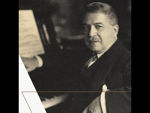 C.M. v. Weber: Invitation to the Dance.  Artur Schnabel 1922 on Ampico 60603