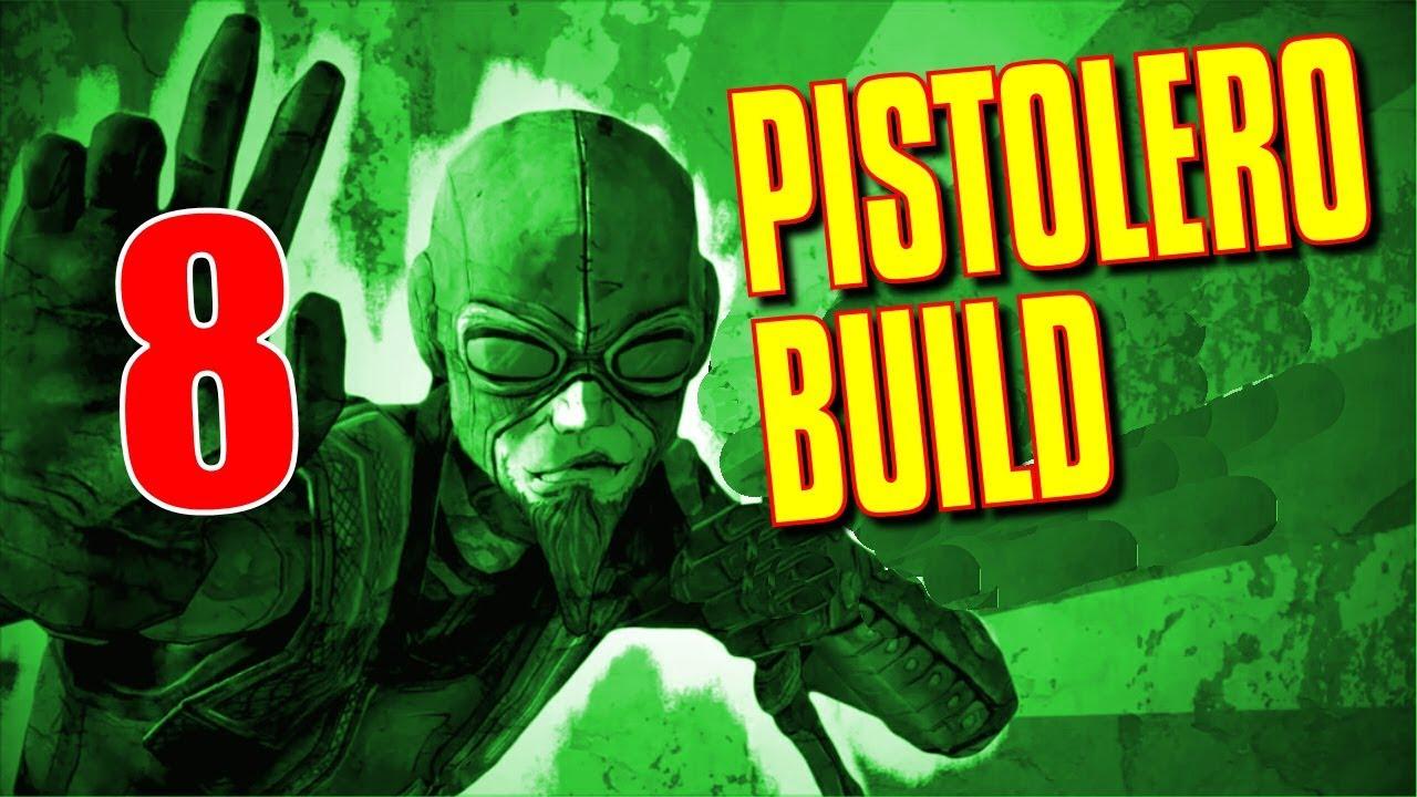 Borderlands PURE PISTOLERO BUILD Walkthrough Part 8: The Super Lucky Rage  Roid Sledge Run by MajorSlackVideos