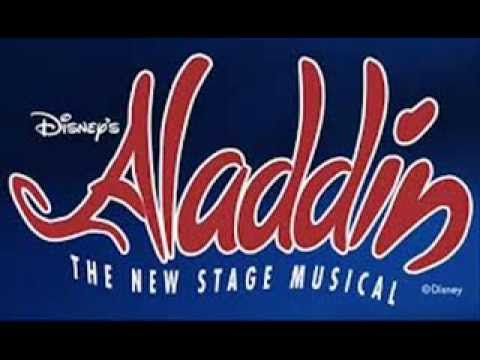 Aladdin The New Stage Musical - Proud of Your Boy (Reprise)
