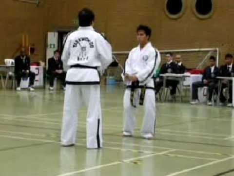 British United Taekwon Do Federation 20th Anniversary