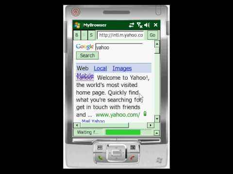 mozila firefox for windows mobile 6.1