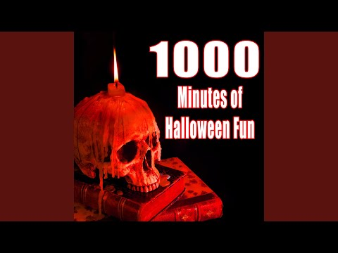 Creepy Organ Music on a Dreadful Stormy Halloween Night