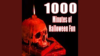 Creepy Organ Music on a Dreadful Stormy Halloween Night