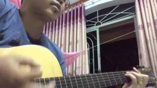 Đừng xa anh đêm nay - guitar