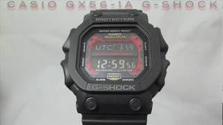 Casio GX56-1A G-Shock Watch - TQDiamonds.com - FREE Shipping