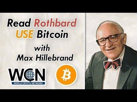 Agorism or Political Change, Adam Kokesh ~ Read Rothbard, Use Bitcoin