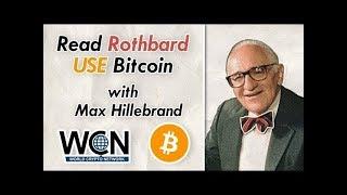 Agorism or Political Change, Adam Kokesh ~ Read Rothbard, Use Bitcoin thumbnail