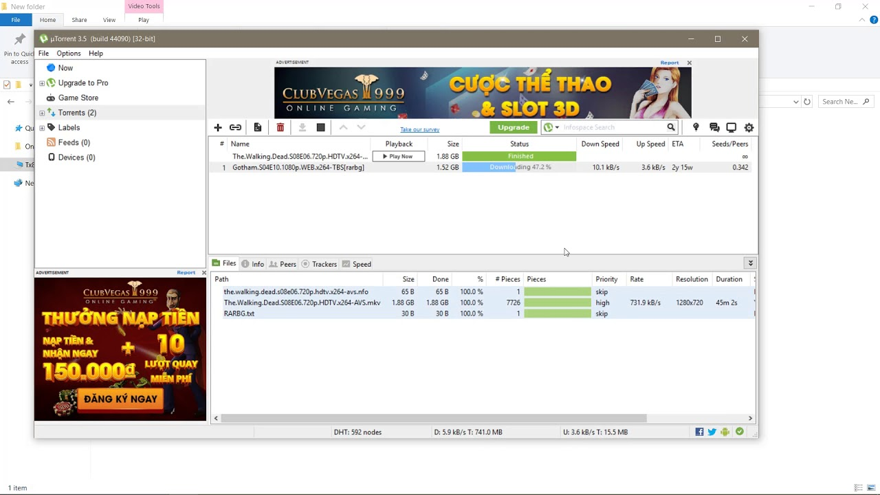 tracker torrent