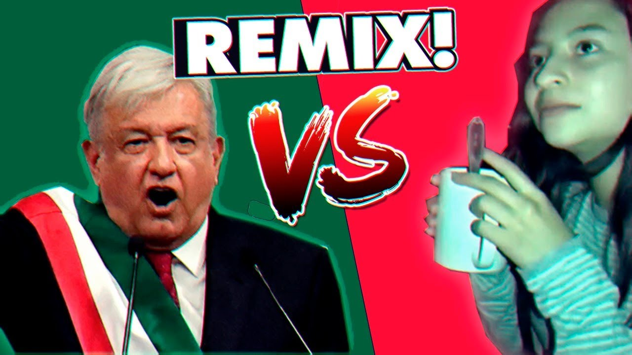 ME CANSO GANSO x TIENES UN GANSO - REMIX! AMLO