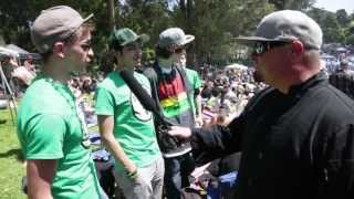 DJ Chef Fred Show S1E2 SF HIPPY HILL 420 2013 EVENT Full Episode Full HD