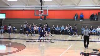 Nadia Colbert Strong Dominant 11th Grade Lady Sparks Ballar November 2015