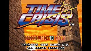 PSX Longplay [216] Time Crisis