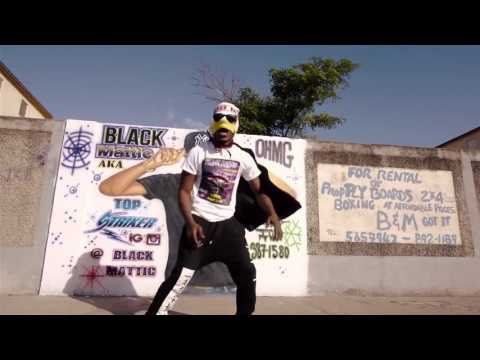 Facebook hero dance-  Marvin ft Black Matic