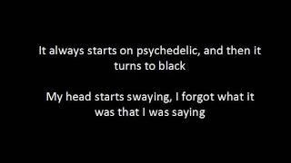 "Megadeth ""Black Swan"" Music Lyrics"