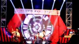 M.P. Birla School Band - Airtel Rock Version @ DBPC
