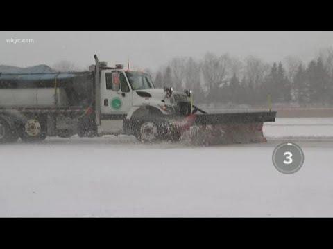Buckle up Ohio! 2020 Farmers' Almanac calling for a 'polar coaster' winter