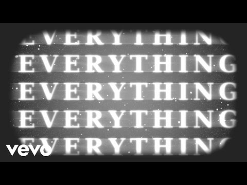 David Bowie - I Can't Give Everything Away (Lyric Video)
