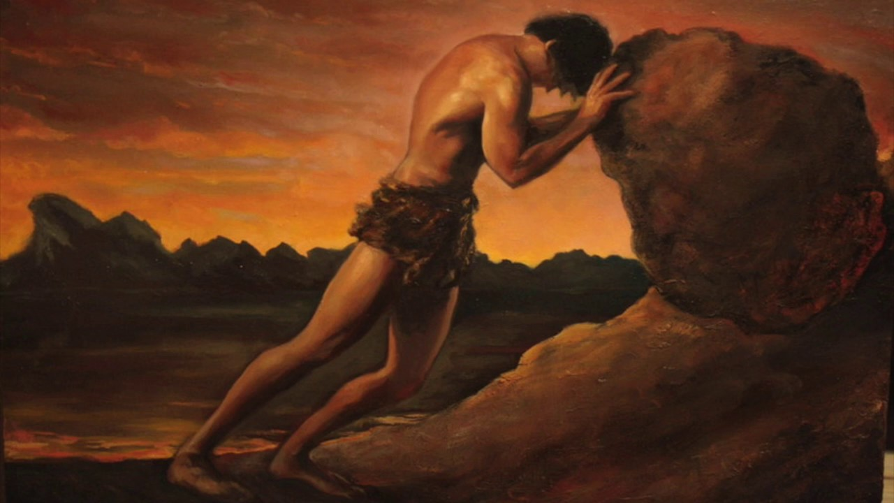 the myth of sisyphus the myth of sisyphus