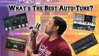 Battle of the Auto Tune Plugins | Which auto tune plugin is the best?