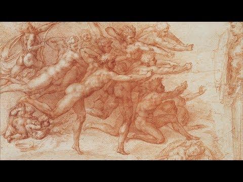 Michelangelo: Divine Draftsman and Designer Exhibition at The Met 2017 - 2018