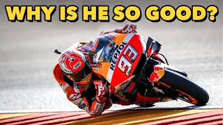 Why is Marquez so good? | Top 6 Reasons