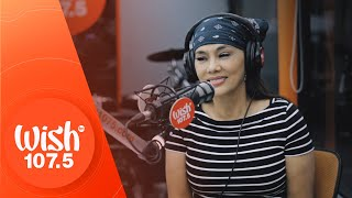 "Kuh Ledesma performs ""I Think I'm In Love"" LIVE on Wish 107.5 Bus"