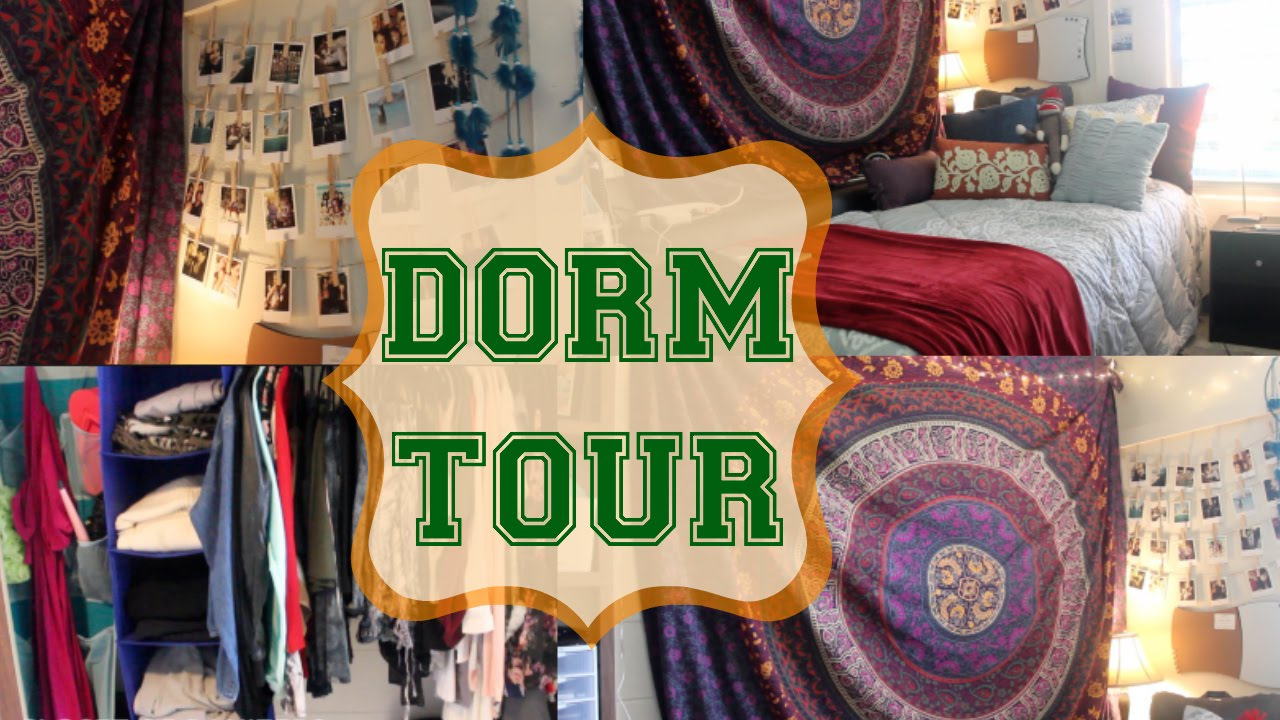 Dorm Tour! University Of Miami   YouTube Part 33