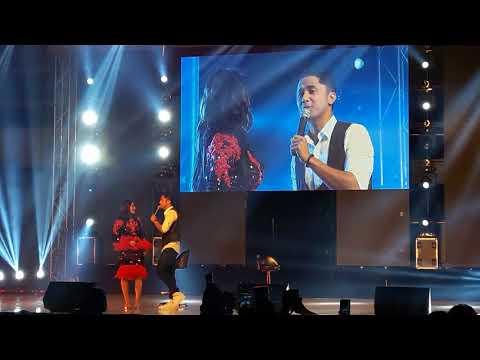 Siti badriah ft hengky kurniawan (yank @wali) live in hongkong