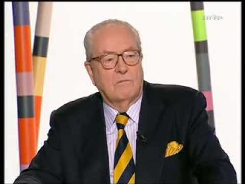 Le journal de la culture avec Jean-Marie Le Pen le 30/03/2007