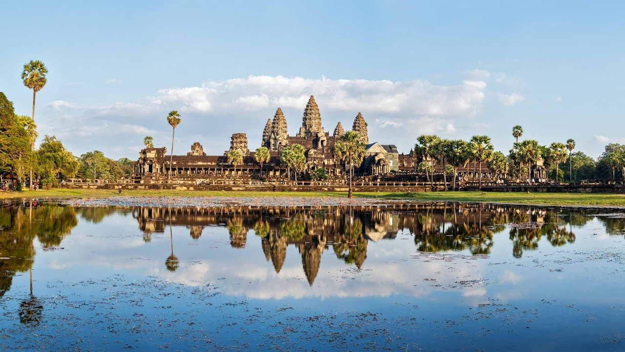 Angkor Temples Small-Group Tour in Siem Reap, Cambodia