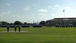 Air Force Basic Military Training Parade 11 Aug 2017
