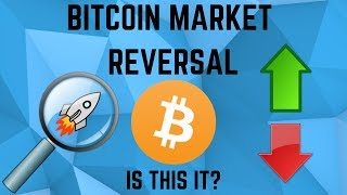 This Is How The BITCOIN MARKET REVERSAL Can Happen!