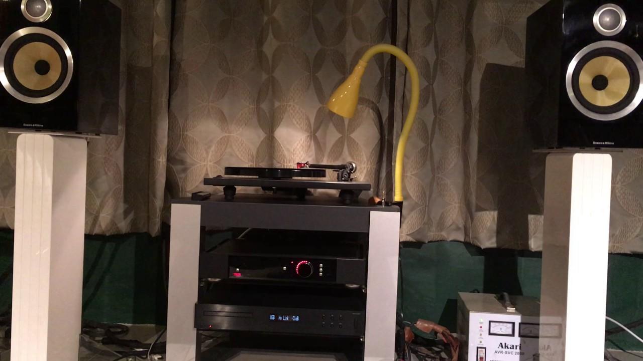 part-3 rega elicit-r, B&W CM5-s2, rp1, audiolab 8200cd