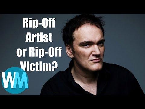 Quentin Tarantino: Rip-Off Artist or Rip-Off Victim?!