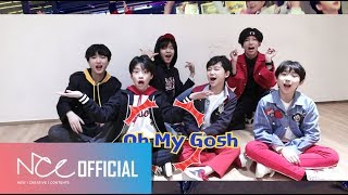 "Boy story ""oh my gosh"" fan featuring guide video"