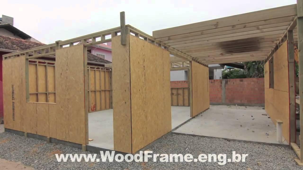 Wood Frame Youtube