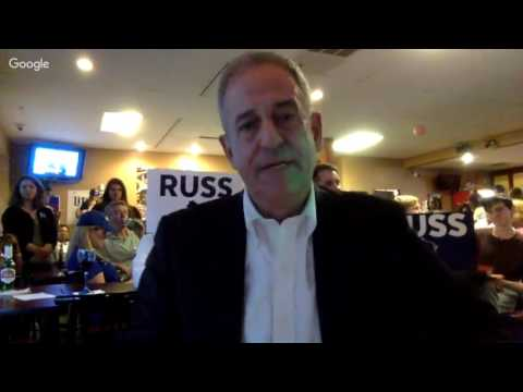 Google Hangout On Air with Russ Feingold!