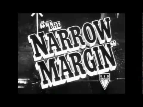 Narrow Margin 1952 Trailer