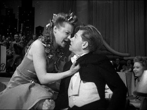 Treat Me Rough  Girl Crazy  June Allyson, Mickey Rooney HD