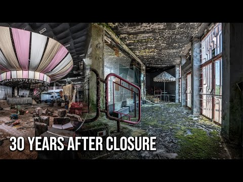 The downfall of Spain's biggest NIGHTCLUB | We Explored It 30 Years After Closur