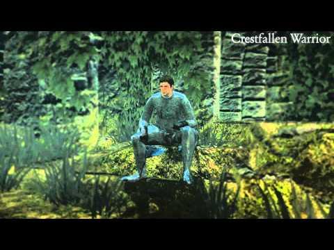 Dark Souls Dialogue - Crestfallen Warrior