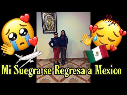 Mi Suegra Se Regresa A Mexico