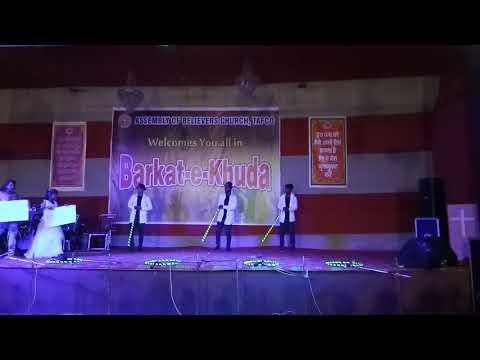 Yeshu tu jo chule Mujhe (Hindi Christian dance) ABC TAFCO CELEBRATES BARKAT-E-KHUDA
