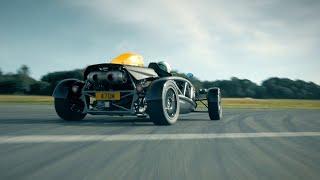 EXCLUSIVE: Chris Harris vs the Ariel Atom 4   Top Gear: Series 28