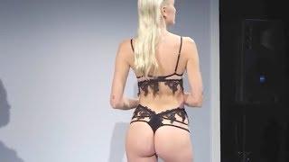 Нижнее Белье Модный Бикини Показ - GOD SAVE QUEENS Lingerie Bikini Fashion Show 2018 2019. Фотокамеры